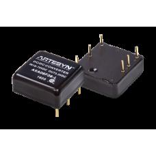 AXA06F36-L (19.8W, 18-75Vin, 3.3V O/P) Artesyn 1by1 wide-range DCDC converter