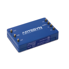 AIQ02R300-L Artesyn 65 Watt High Voltage Quarter-Brick Isolated DC-DC Converters