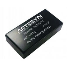AEE 40W Low I/P Single O/P Series Artesyn 40 Watt Isolated DC-DC Converters (Low-Input)