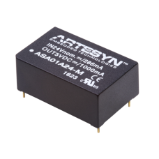 ASA01CC12-M Artesyn 6 Watt Medical Isolated DC-DC Converters
