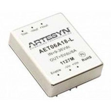 AET08G18-L Artesyn 25–30 Watt Isolated DC-DC Converters