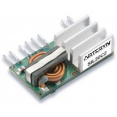 SIL20C2 Series Artesyn 100 Watt (20 Amp) Non-Isolated DC-DC Converters