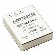 AET02AA18-L Artesyn 20 Watt Isolated DC-DC Converters